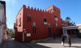 Casa Rosa, ponto turístico de Anacapri
