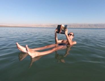 Mar Morto em Israel – Vá enquanto existe!