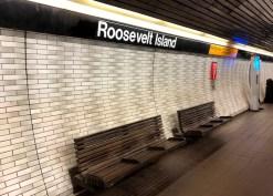Estação de metrô Roosevelt Island