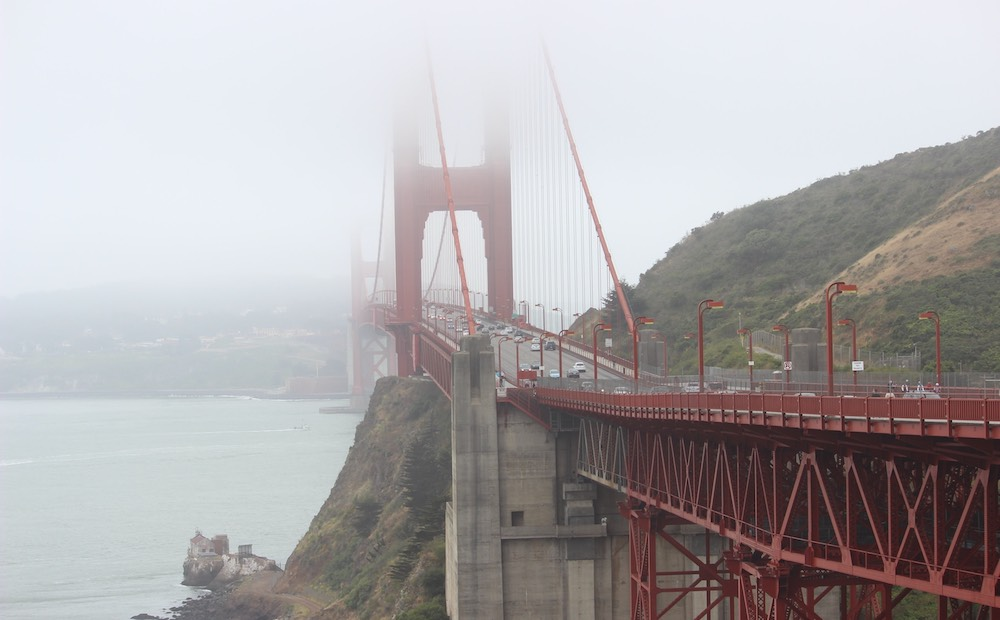 3 viagens de carro para fazer a partir de San Francisco