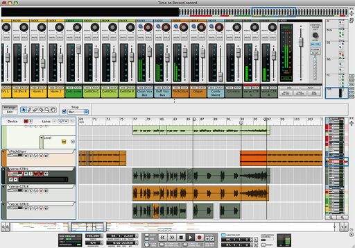 Propellerheads: RECORD