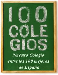 Nuestro colegio entre los 100 mejores de España