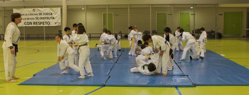 Actividades extraescolares Judo