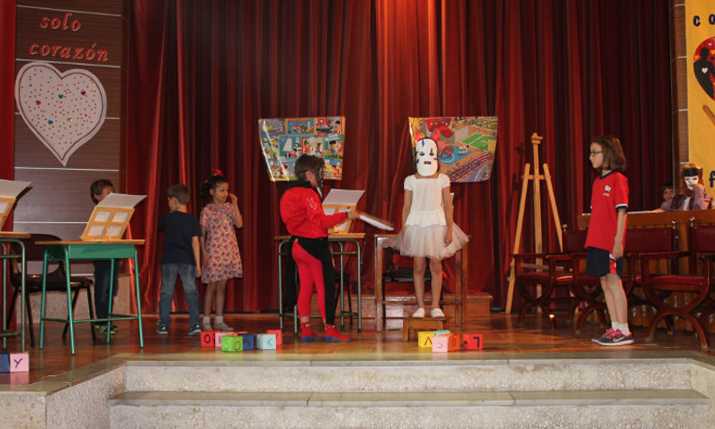 Teatro. Actividades extraescolares