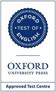 Logo Oxford University Press Approved Centre