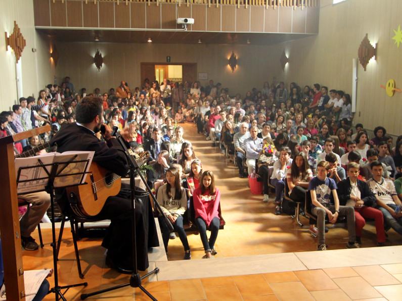 Pastoral Colegio Buen Consejo Madrid