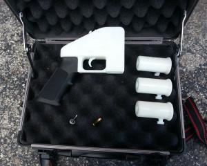 Prototipo de pistola Liberator. Crédito: Wikipedia