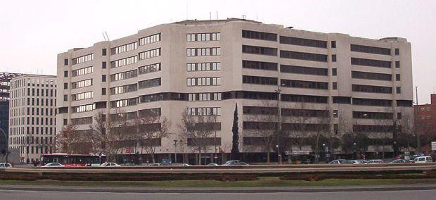Juzgados de Plaza de Castilla (Madrid). Crédito: Wikimedia