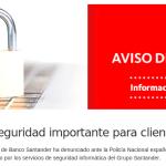 ¿Quién ha hackeado los servidores de la tasadora del Santander?