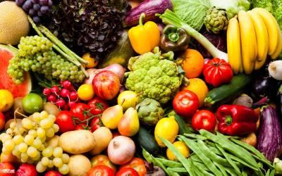 Junio: Frutas y verduras para recibir el verano