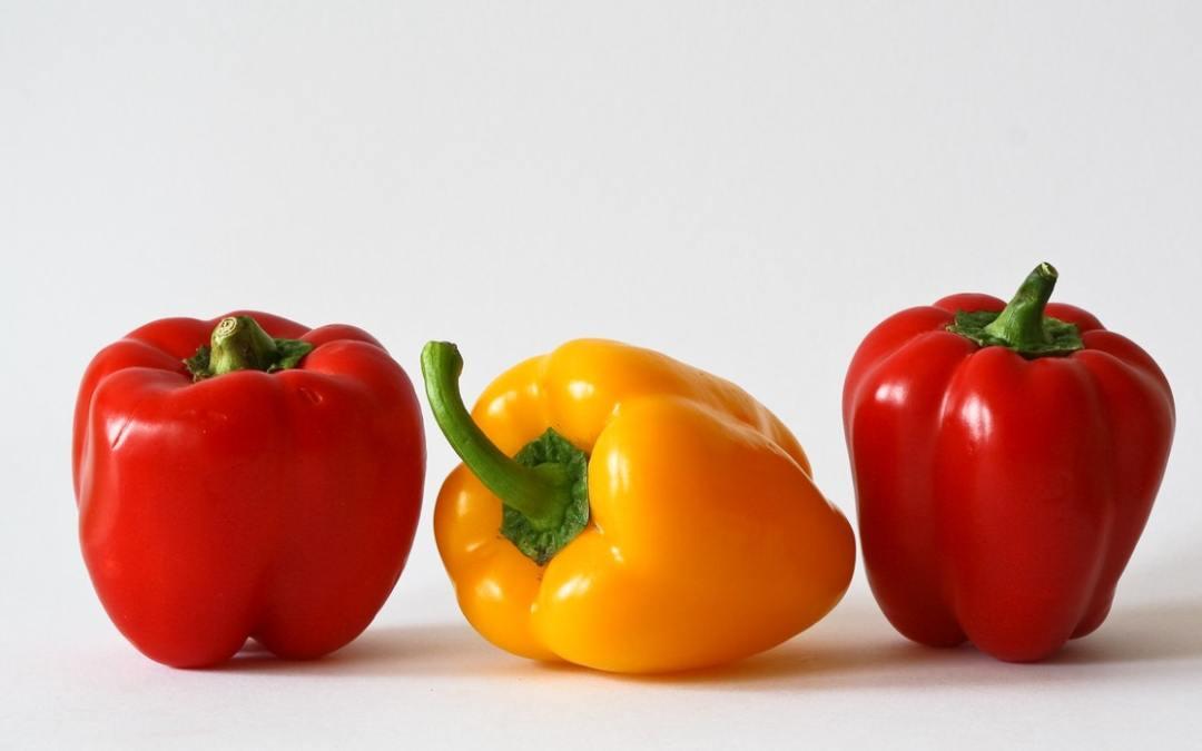 Pimientos: deliciosos, nutritivos y saludables