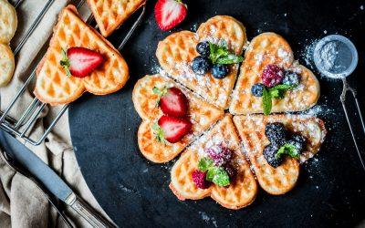 Tres desayunos especiales para enamorar en San Valentín