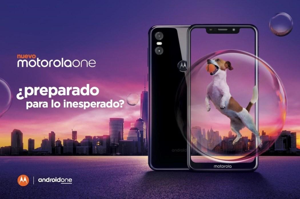 a78394257c6 Motorola x Android One: el nuevo motorola one llega a Argentina ...