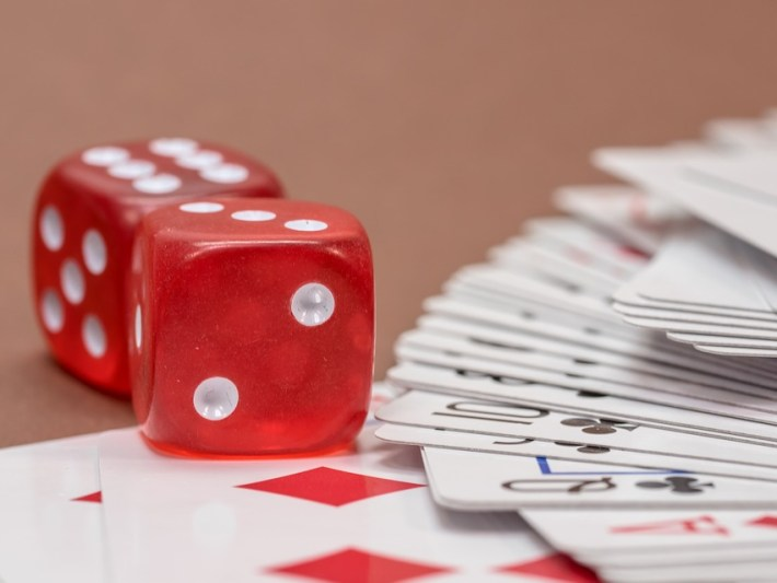 Dice & Cards