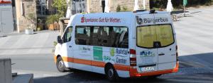 Bürgerbus Wetter, Header