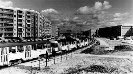 30 Jahre Straßenbahn nach Olvenstedt – Hubert Rauch