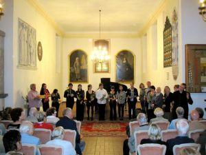 Meisterklasse Klavier 2013 - Konzert der Teilnehmer am Ende der Woche.