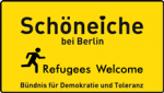 Logo des Bündnisses für Demokratie und Toleranz