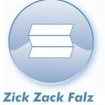 ZIckzack-Falz