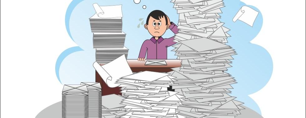 Sie planen viele Briefe an Ihre Kunden, wir helfen Ihnen beim kuvertieren und versenden
