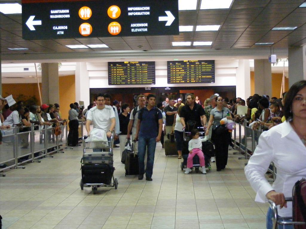 El TJEU censura el intercambio de datos de pasajeros entre la UE y Canadá
