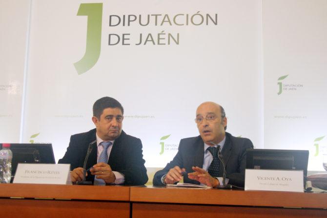 Oficina Intermediación Hipotecaria del Colegio de Jaén ayuda casi a mil familias