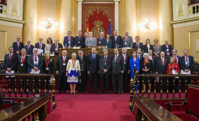 Unión Profesional celebra su Primera Edición de Premios y Distinciones