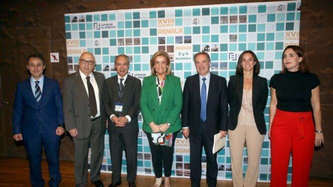 Asociación Nacional de Laboralistas nombra nueva presidenta a Ana Gómez