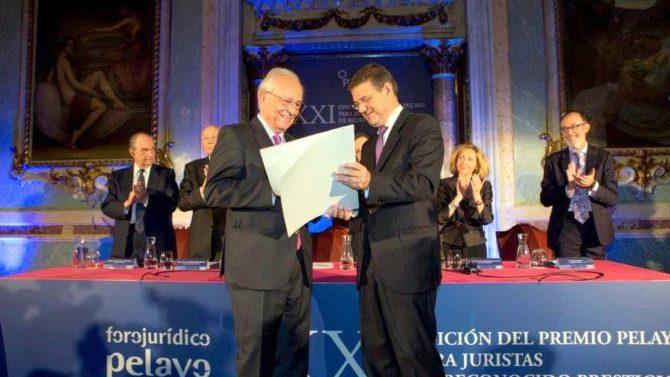 XXIV edición del Premio Pelayo para Juristas de Prestigio ya tiene jurado