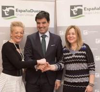 Renovado acuerdo de colaboración entre EspañaDuero y entidades jurídicas en Valladolid