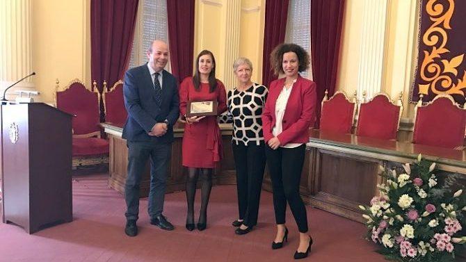 Colegio Melilla gana el premio Lourdes Carballa por promocionar la igualdad