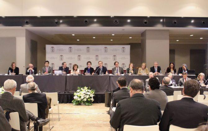 Colegio Abogados Madrid aprueba los presupuestos para 2018