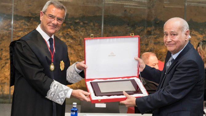 ICAV celebra las bodas de oro y diamante de sus colegiados