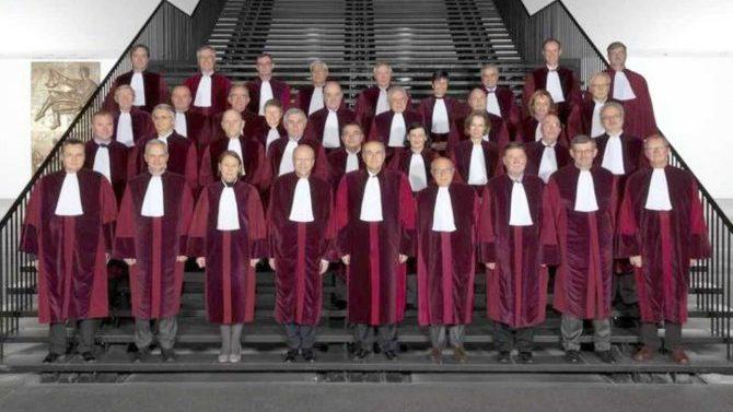 TJUE publica las estadísticas judiciales de la Unión Europea en 2017