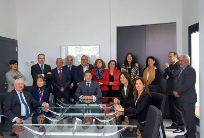 Victoria Ortega inaugura las 37 jornada sobre Práctica Jurídica en ICACR