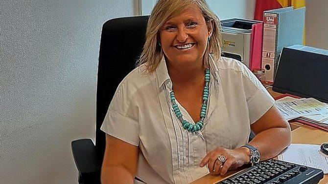 María José Anocíbar gana el premio 'Bona fides'