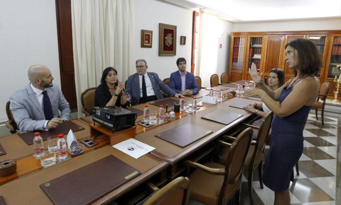 ICA Granada hace accesible su web a personas sordas