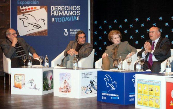Abogacía española organiza la XX Edición del Premio Derechos Humanos