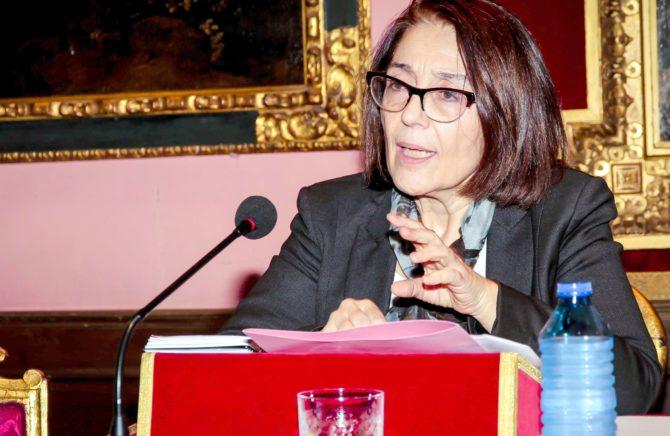 Concepción Sáez renuncia a su puesto en el CGPJ