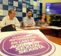 ICAMÁLAGA participa en campaña 'No es no' contra las agresiones sexuales