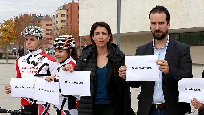 Justicia estudiará las reivindicaciones del colectivo de ciclistas