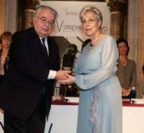 Encarnación Roca gana XXIV Premio Pelayo para Juristas de Reconocido Prestigio