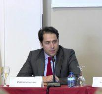 El despacho Ruiz Gallardón Abogados contrata a Pablo de la Cruz