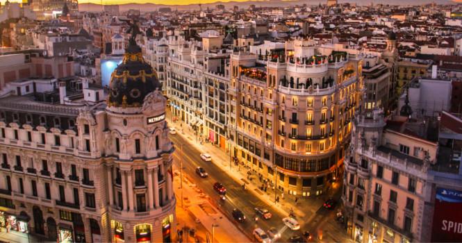 Madrid, capital mundial del derecho
