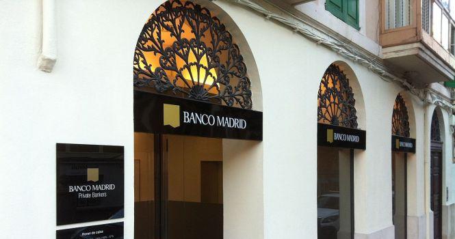 Acreedores del Banco Madrid han recibido el 75% de su dinero