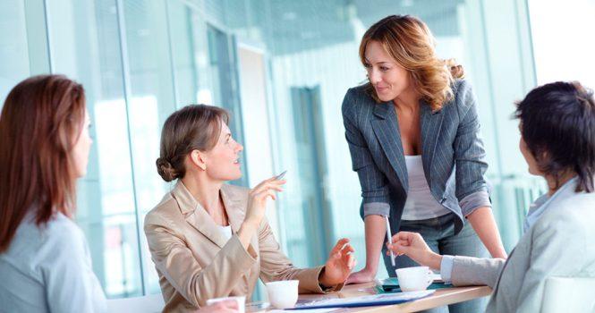 85% de mujeres que ostentan empresas son titulares directas