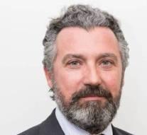 Jesús Varela, socio director de Dentons en España