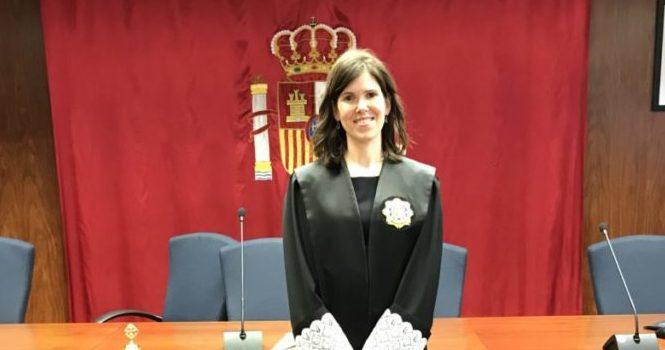 Magistrada Patricia Sierra cubrirá plazas vacantes en Navarra