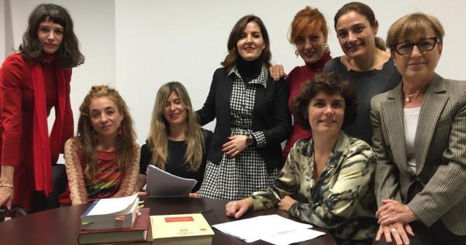 Congreso Internacional de perspectiva de género en Madrid