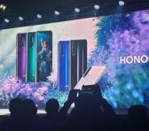 Huawei presenta el Honor 20 bajo prudencia